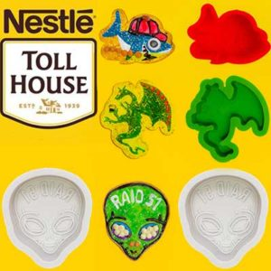 Free Nestle Toll House Cookie Cutter Sets