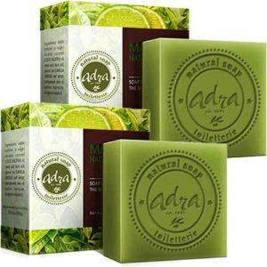 Free Adra Green Tea Lime Soap Sample
