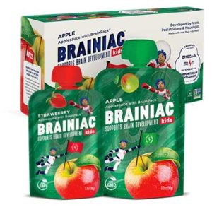 Free Brainiac Kids Applesauce