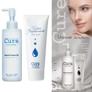 Free Cure Natural Aqua Gel & Water Treatment