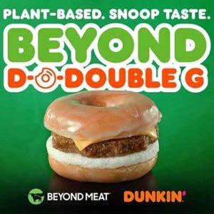 Free Dunkin' Donuts Beyond Sausage Sandwich Samples