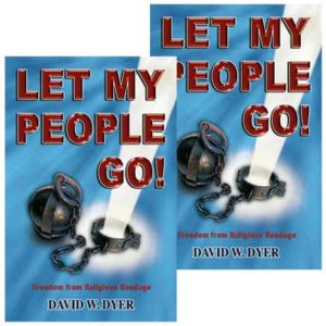 "Free ""Let My People Go"" Book"