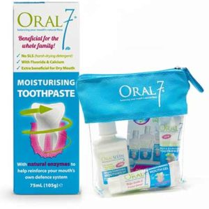 Free Oral7 Sample Kit