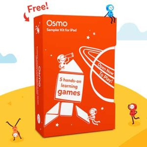 Free Osmo Sampler Kit for iPad