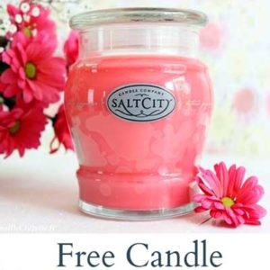 Free Salt City Scented Candles