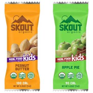 Free Skout Organic Bars for Kids