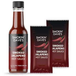 Free Smoked Jalapeno Hot Sauce