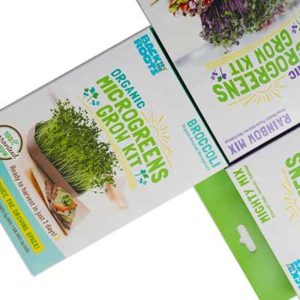 Free Microgreens Mighty Mix Complete Grow Kit