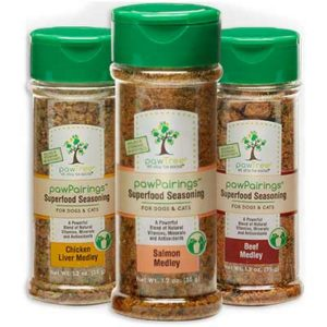 Free pawPairings Superfood Seasoning For Cat & Dog