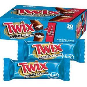 Free Twix Cookies & Creme Samples