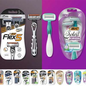 Free BIC Razors Disposable Product