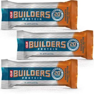 Free CLIF BUILDERS Bar Sample