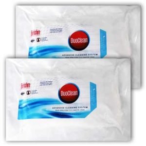 Free DuoClean Disinfectant Wipes