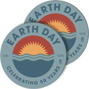 Free Earth Day Sticker