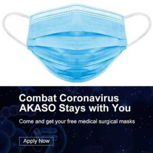 Free Medical Surgical Masks