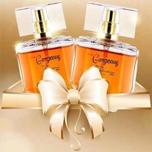 Free RCW Gorgeous Perfume Sample