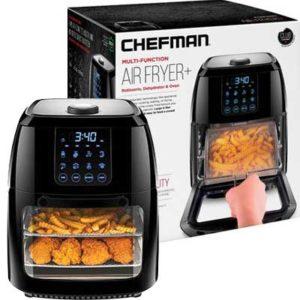 Free Chefman Multi-Functional Air Fryer