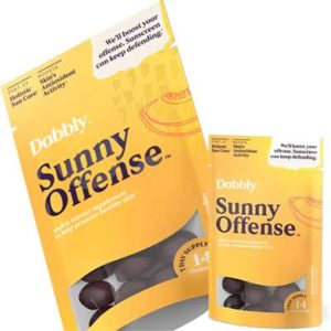 Free Dabbly Sunny Offense Gummies Samples