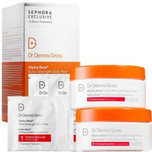 Free Dr. Dennis Gross Alpha Beta Extra Strength Daily Peel