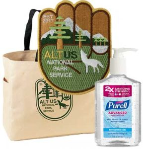 Free National Park Service Clean Up Kits