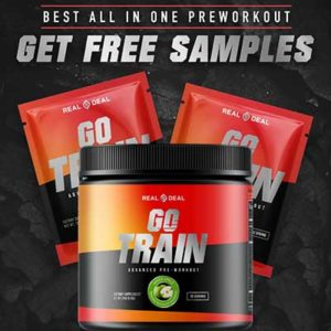 Free Real Deal Go Train Supplement Sample