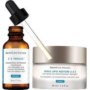 Free SkinCeuticals C E Ferulic & Triple Lipid Restore