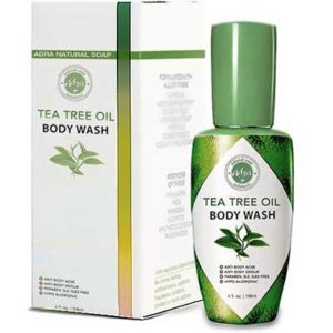 Free Tea Tree Oil Body Wash Sample