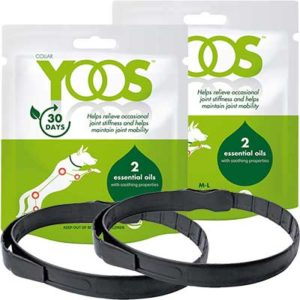 Free YOOS Essential Oil Dog Collar