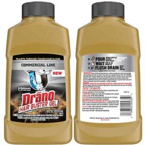 Free Drano Hair Buster Gel