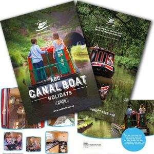 Free ABC Boat Hire 2020 Holiday Brochure