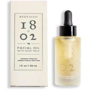 Free Beekman 18+02 Facial Oil