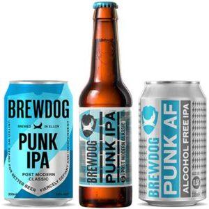 Free BrewDog Beer