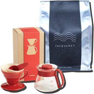 Free Frequency Coffee Samples