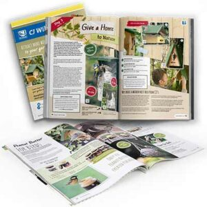 Free Handbook of Garden Wildlife