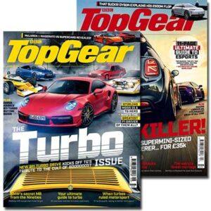 Free Issue of BBC Top Gear Magazine