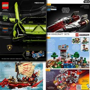 Free LEGO Summer 2020 Catalog