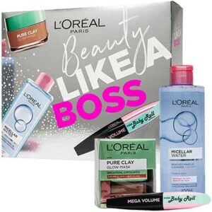 Free L'Oreal Beauty Box