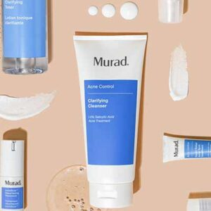 Free Murad Clarifying Cleanser Samples