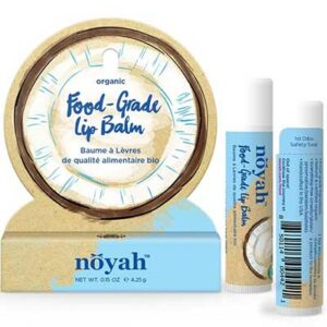 Free Noyah Food-Grade Lip Balm