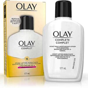 Free Olay Complete All Day Moisturizer