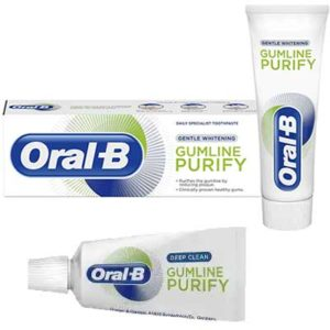 Free Oral-B Toothpaste