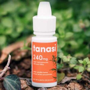 Free Tanasi Water Soluble Hemp Extract