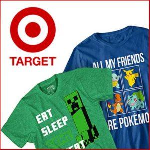 Free Target Kids Boy's Apparel Samples