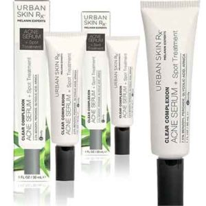 Free Urban Skin Rx Clear Complexion Acne Serum + Spot Treatment