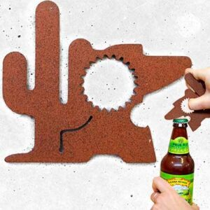 Free Desert Steel Bottle Opener