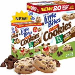 Free Entenmann's Little Bites Chocolate Chip Cookies
