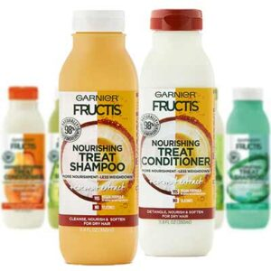 Free Fructis Treats Shampoo and Conditioner