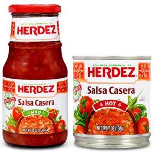 Free Herdez Salsa Casera Mild