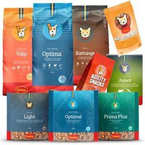 Free Husse Pet Food Samples
