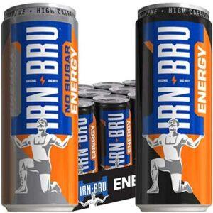 Free Irn Bru Energy Drinks